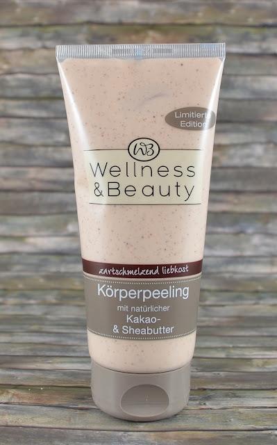 Wellness & BeautyKörperpeeling  Kakao- & Sheabutter