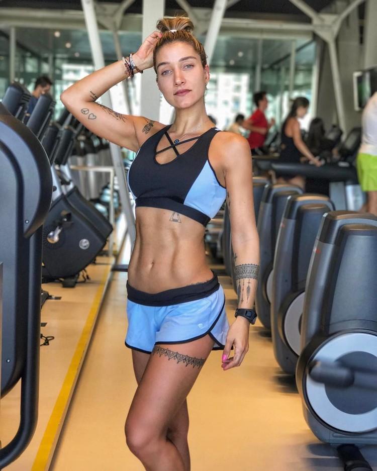 Brazilian Gabriela Pugliesi