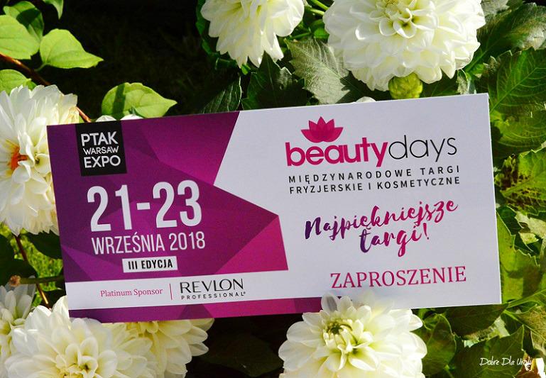 ShinyBox Hippieness - Beauty Days Zaproszenie na Międzynarodowe Targi Fryzjerskie i Kosmetyczne