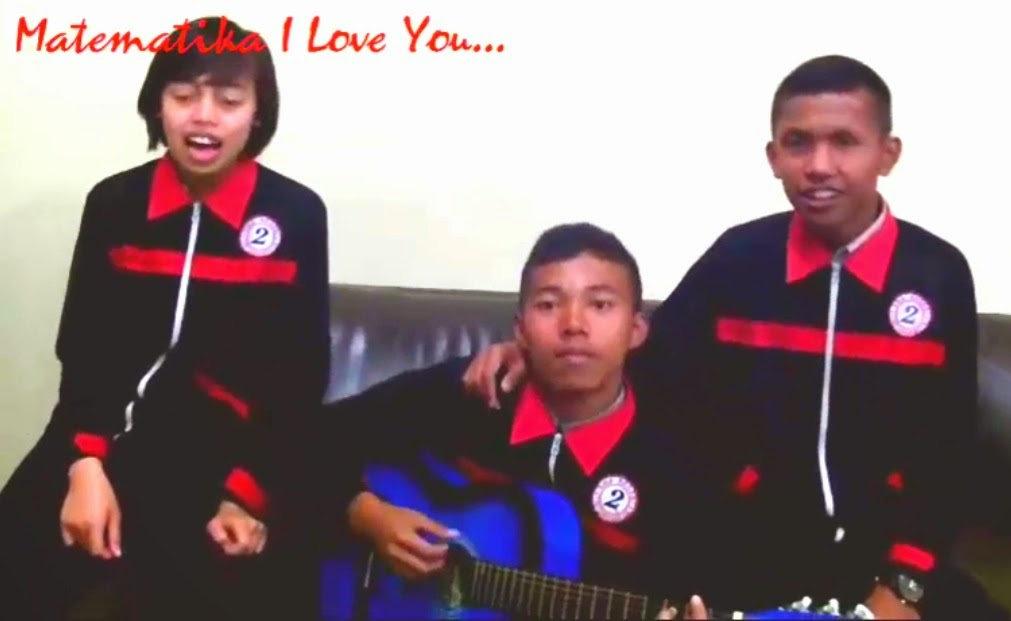 Lagu Matematika I Love You