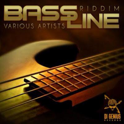 BASSLINE RIDDIM [FULL PROMO] DI GENIUS RECORDS 2012