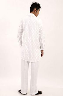 Baju Muslim Warna Putih Untuk Pria