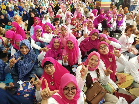 Sandi Uno Community Untuk Indonesia Gelar Donasi Palu dan Donggala