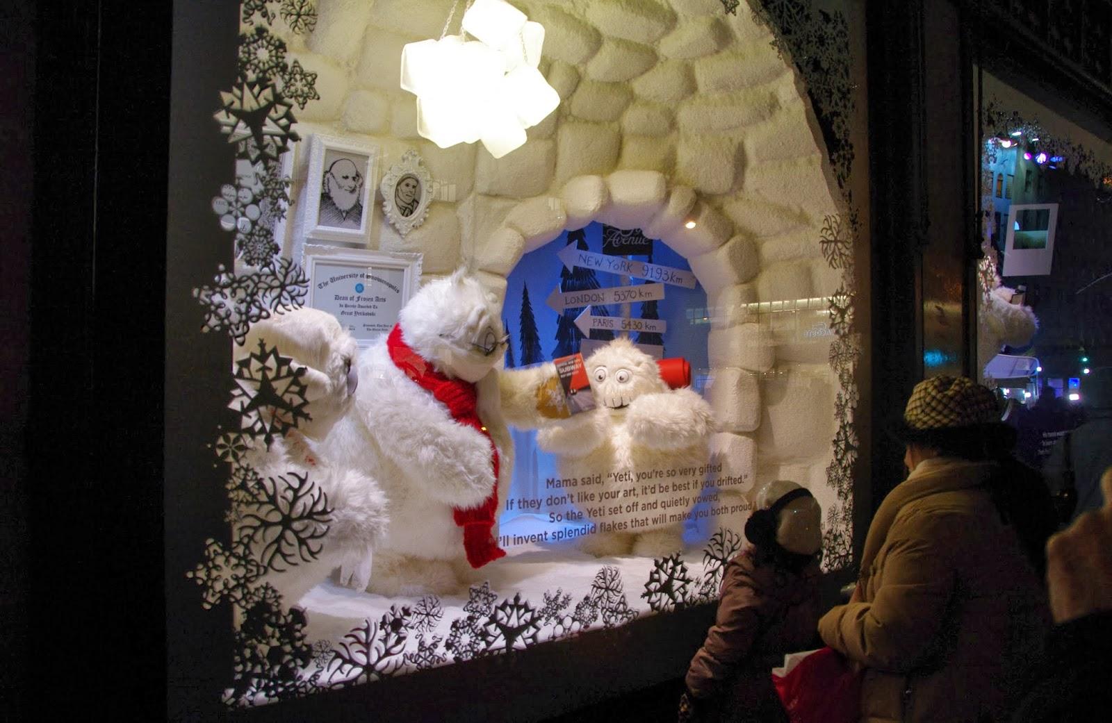 Vetrine Di Natale A New York.Vivere New York New York City Vivere A New York Guida