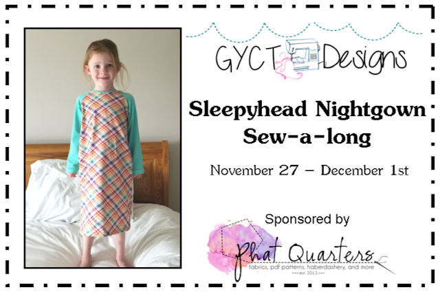 Sleepyhead Nightgown GYCT Designs