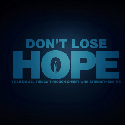 Do Not Lose Hope by Deborah Waldron Fry