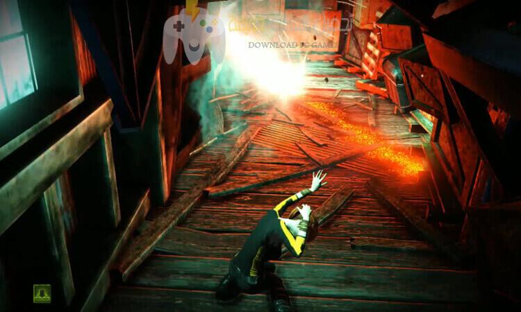 تحميل لعبة TMNT Out of The Shadows مضغوطة