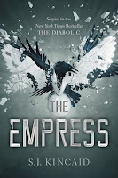 The Empress by S. J. Kincaid book cover and review
