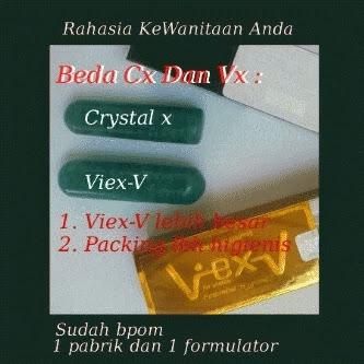 VIE X V BPOM Solusi Herbal Kewanitaan