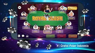 Java Poker Texas: Pulsa Free Apk v1.3 for Android Gratis