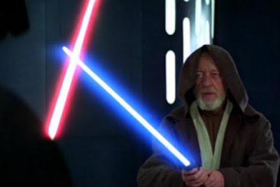 Di Prancis, Duel Lightsaber 'Star Wars' Jadi Olahraga Resmi