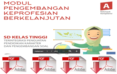 Modul PKB SD Kelas Tinggi Lengkap