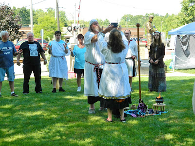 Cleveland Area Pagan Pride Days - Bedford - My Review | Ohio Festivals