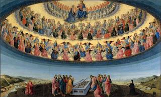 Assunzione della Vergine (Botticini)