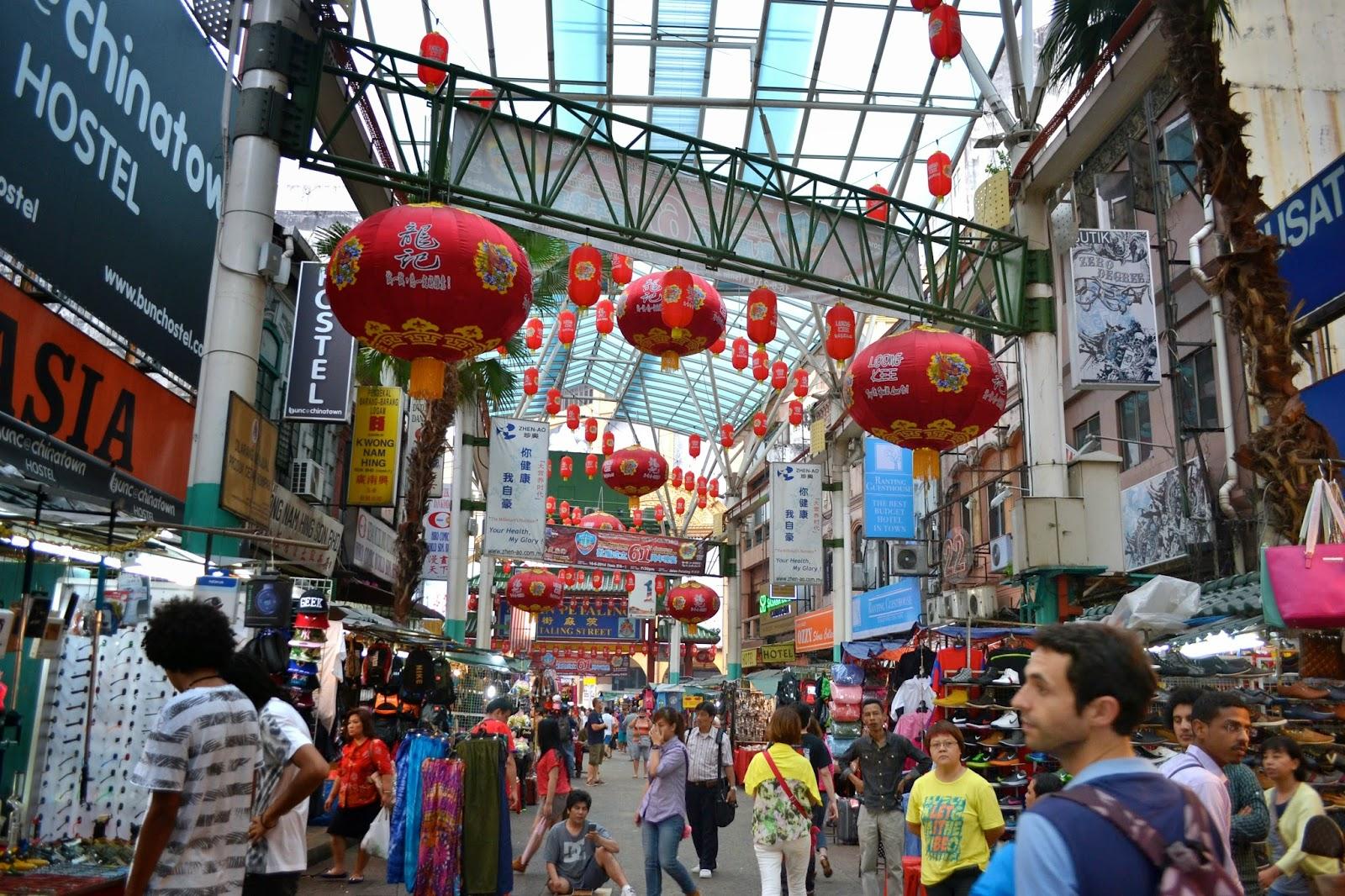 Chinatown, Kuala Lumpur, Malasia