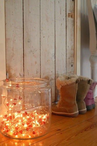 Strawberry Fizz Party Ideas Fairy Lights In A Jar