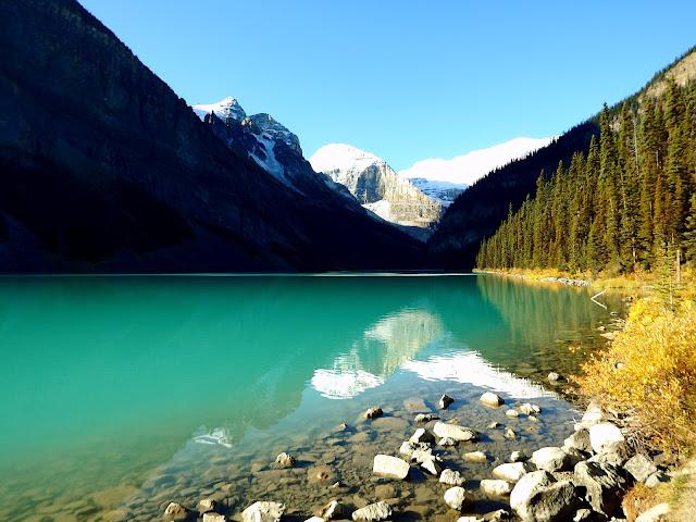 lago louise fotos