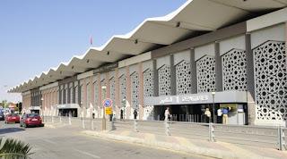Aviones de guerra israelíes atacan aeropuerto internacional de Damasco