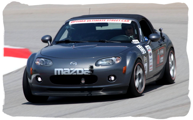 Erik's Galaxy Grey MX-5 NC