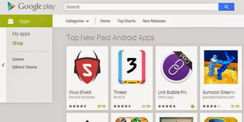Virus Shield Si Antivirus Palsu Android