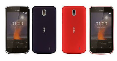 Nokia 1 Android Go Smartphone Launched : Release Date, Price, Specifications