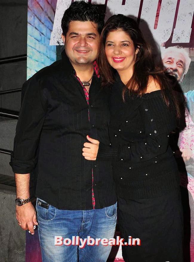 Dabboo and Manisha Ratnani, Dedh Ishqiya Premiere