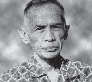 Kartosuwirjo, pemimpin pemberontakan DI/TII di Jawa Barat. Tujuan utama gerakan ini adalah untuk membentuk Negara Islam Indonesia.