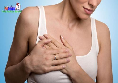 Pencegahan kanker payudara dapat dilakukan dengan cara menjalani gaya hidup sehat