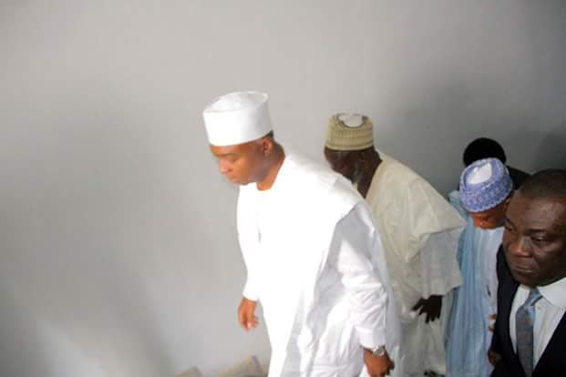 Saraki, Ekeweremadu's alleged forgery trial adjourned to Oct 7