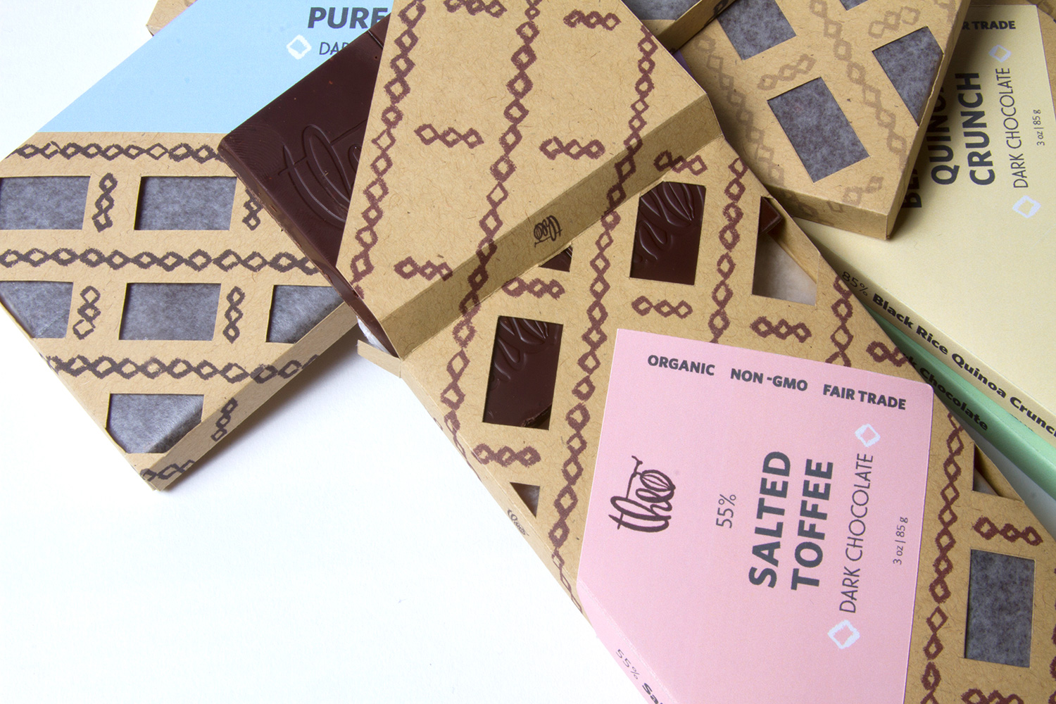 Theo Chocolate (Student Project) on Packaging of the World