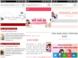 Blogwalking Blog Keren Para Blogger