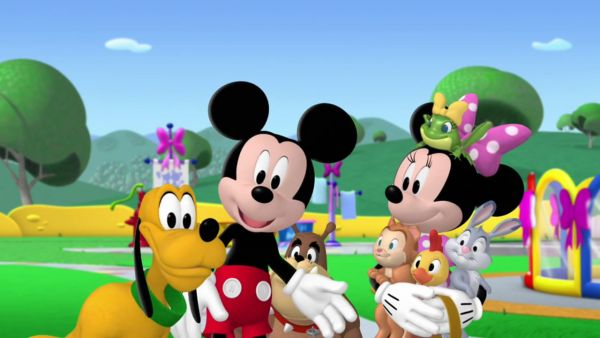 MICKEY MOUSE: Will you help Minnie get all the pets ready