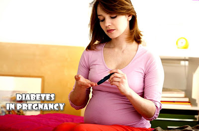 diabetes in pregnancy symptoms and signs
