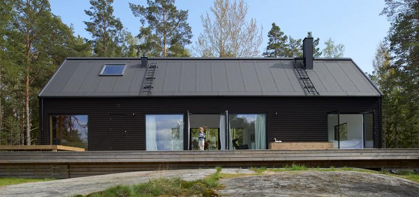 Simplicity Love Villa Wallin Sweden Erik Andersson