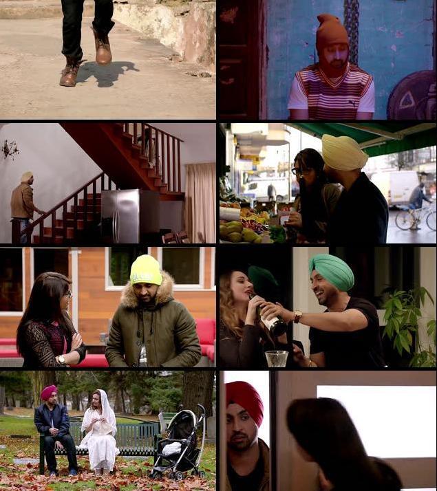 Sardaar Ji 2015 Punjabi 480p HDRip