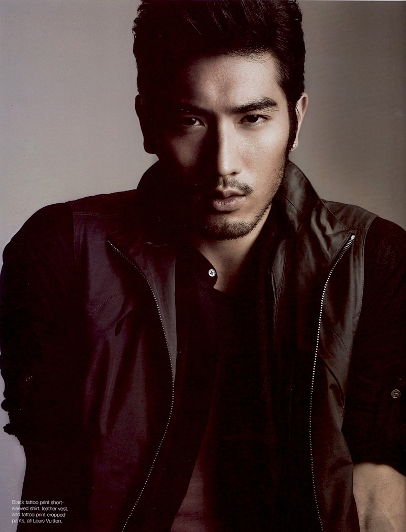 365 days of hope in Bhutan: Godfrey Gao first Asian male ...