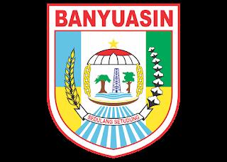 Logo Kabupaten Banyuasin Vector