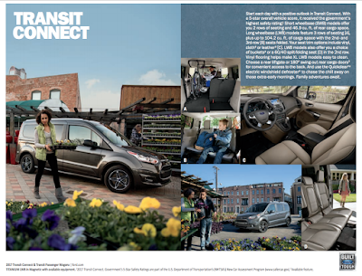 Downloadable 2017 Ford Transit Connect Brochure from Velde Ford
