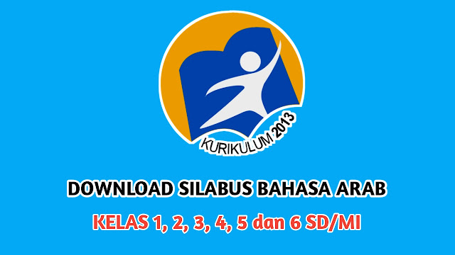 Download Silabus Bahasa Arab Kelas 1 2 3 4 5 6