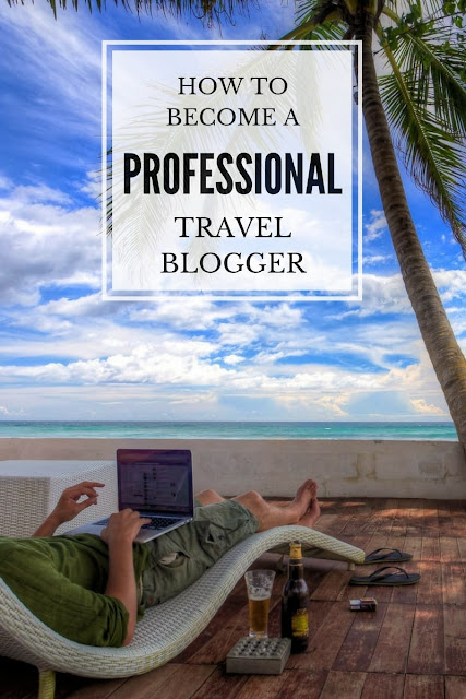 Everything you need to know about becoming a professional travel blogger, from making money, to do's and don'ts, to getting started, to social media. Plus a list of further reading if this 6,000 word post isn't enough...