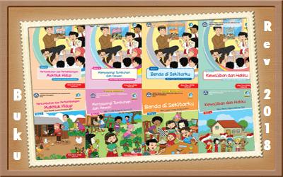 Buku Guru dan Siswa Kelas 3 Kurikulum 2013 Revisi 2018 Lengkap Semua Tema