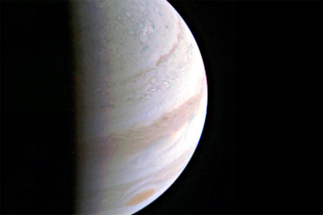 The spooky sounds of Jupiter's auroras