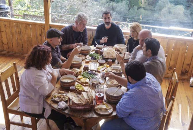 Vea el episodio completo de Anthony Bourdain en Armenia