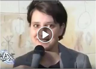 بالفيديو وزيرة التربية الفرنسية تتكلم الامازيغية بطلاقة