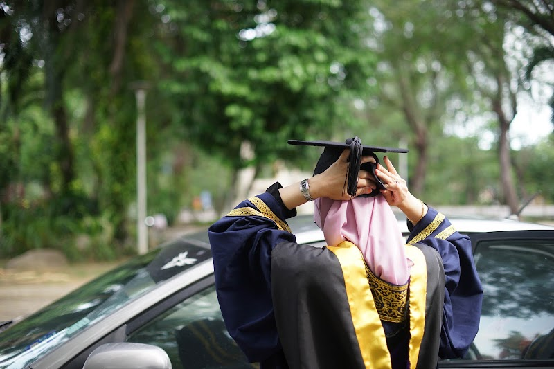 Pre-Graduation Photoshoot