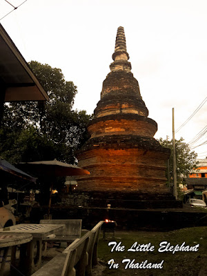 Hidden Chedi's in Chiang Mai