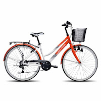 26 Inch Polygon Sierra Lite Rangka Aloi 7 Speed City Bike