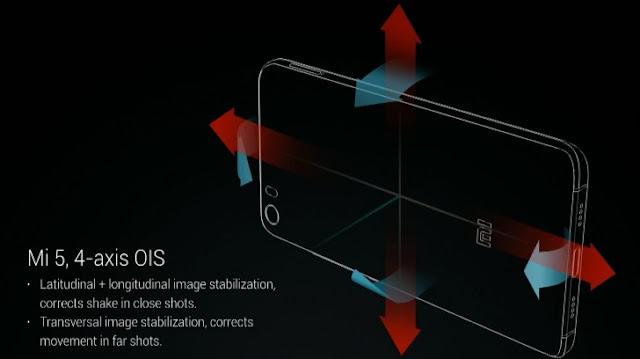 Inilah kehebatan sistem OIS kamera Xiaomi Mi 5