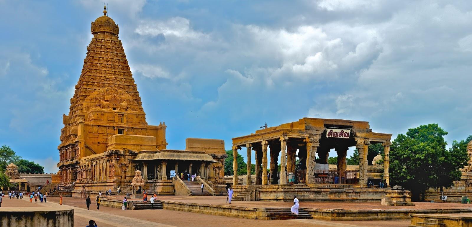 Tanjore's Brihadeeswara Temple