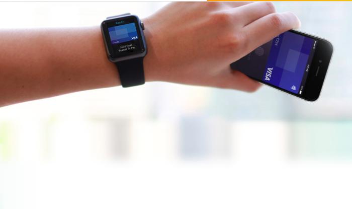 [圖解] Apple Pay 中的 Token 到底是什麼?Visa 用一張圖告訴你